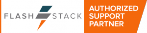 FlashStack Authorized Support Partner Badge