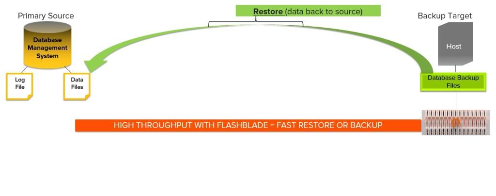 Database-Restore-FlashBlade